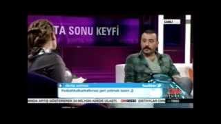 Gambar cover CNNTürk Hafta Sonu Keyfi Programı - Kenan Ece-Mustafa Üstündağ - 9 Şubat 2013