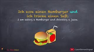 Learn German  7C German Grammar  7C  Konjunktionen  7C oder 2C sondern 2C und 2C denn 2C aber  7C A1