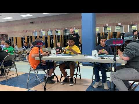 3x3 Bobcat Challenge at Bob Miller Middle School