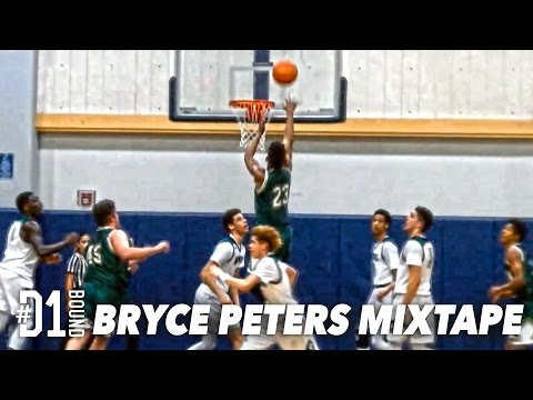 Bryce Peters Mixtape: Colorado Basketball Signee (Damien High School) #D1Bound Highlights