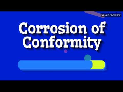 CORROSION OF CONFORMITY - HOW TO PRONOUNCE IT!? (HIGH QUALITY VOICE)