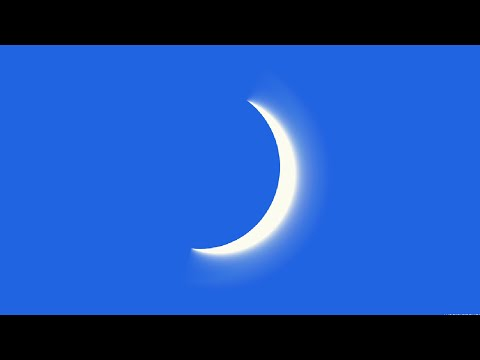 [Simulation] Total Solar Eclipse - 9th March 2016