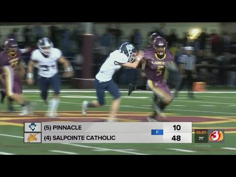 Pinnacle High School at Salpointe High School Playoffs, November 15, 2019