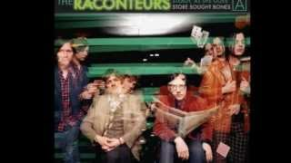The Raconteurs - STEADY AS SHE GOES - Lyrics