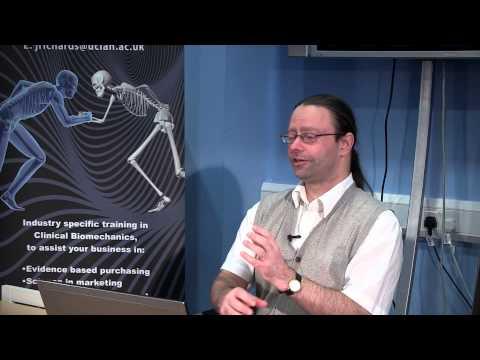 Biomechanics of the Knee: ACL - with Professor Jim Richards