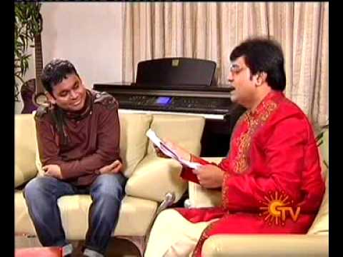 Vivek Interview with A R Rahman - 10