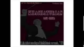 Spartacus Suite, Variations of Aegina and Bacchanalia