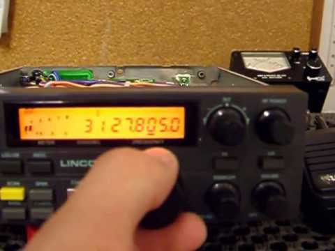 Avaria Audio em President Lincoln Radio cb