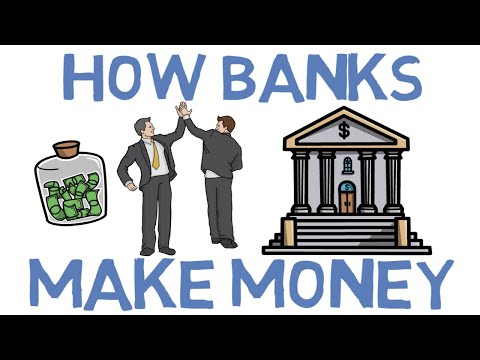 Fractional Reserve Banking (The Banking System Explained)