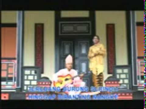 Batang Hari Sembilan / Gitar Tunggal - kaos lampu (album;Bujang Buntu) - produksi Enim Record