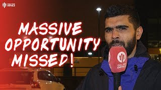 MASSIVE OPPORTUNITY MISSED! FA CUP MATCH REVIEW: Wolverhampton Wanderers 2 - 1 Manchester United