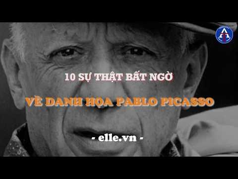 [BÀI HỌC CUỘC SỐNG] - 10 Sự Thật Thú Vị Về Danh Học Pablo Picasso