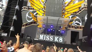 Video Miss K8 @ Dominator: Riders of Retaliation download MP3, 3GP, MP4, WEBM, AVI, FLV November 2017