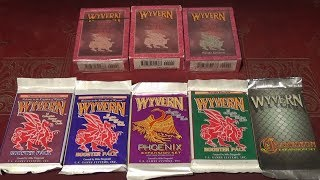 Guide to Wyvern CCG Sets