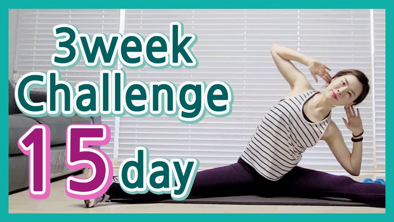 [3 weeks Diet Challenge] 15 day | 32 minute Circuit Training | 32분 서킷트레이닝 | Home Training | 홈트 |