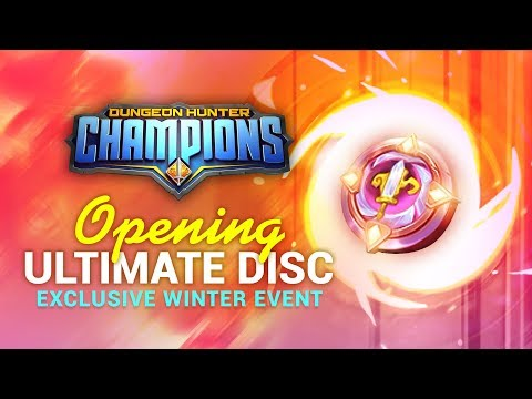 Ultimate Disc | Winter Event - Dungeon Hunter Champions