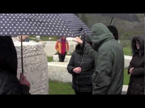 Георги Изворски Обяснение за стечките в Босна и Херцеговина
