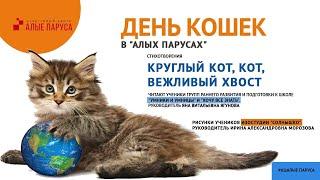 """День кошек в """"Алых парусах"""""""