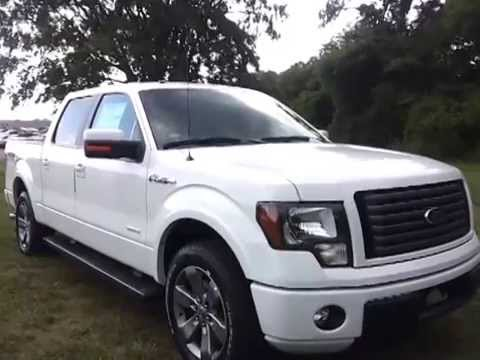 ford f 150 supercrew fx2 sport luxury package ecoboost call 888 439 8045 white youtube. Black Bedroom Furniture Sets. Home Design Ideas