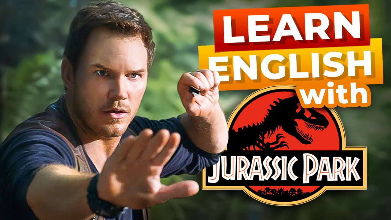 Learn English With Movies   Jurassic Park