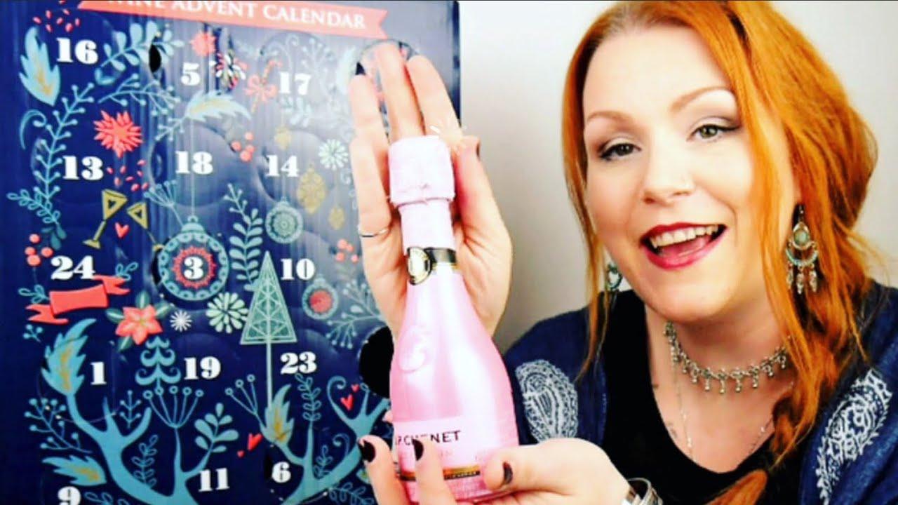 Aldi Wine Advent Calendar.Spoiler Aldi Wine Advent Calendar 24 Bottles