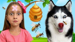 صوفيا وقصة مضحكة للأطفال عن الألعاب