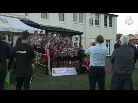 LIVE! ST JOSEPH'S NATIONAL SCHOOLS RUGBY FESTIVAL 2018, PITCH 1 DAY 2