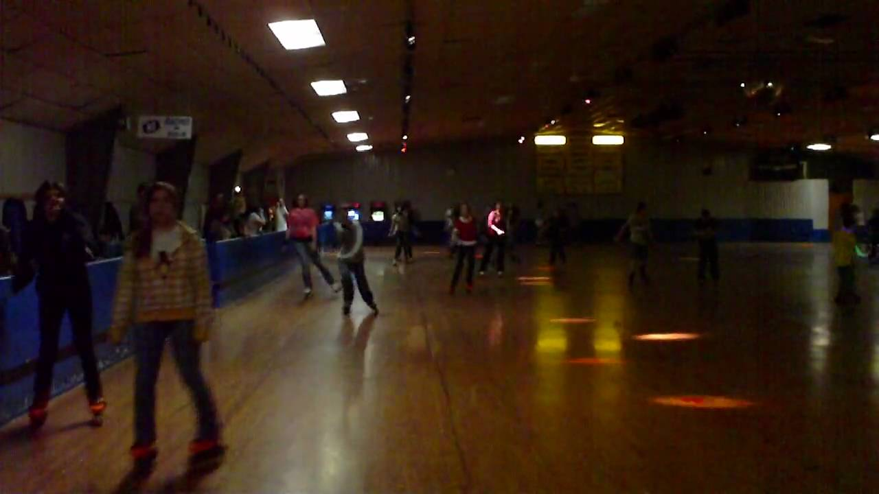 Roller motion aka route 100 skating rink video 2