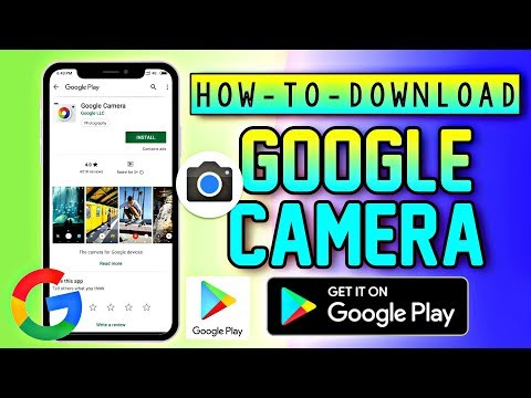 How To Download Latest Google Camera Apk From Play Store (Official)