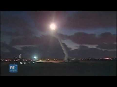 4 rockets from Egypt's Sinai targeting southern Israel, 3 intercepted