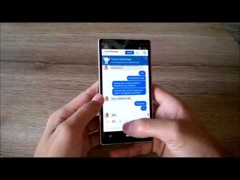 Andoid Apps in Nokia Lumia 930 Windows 10 Mobile