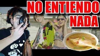 QUE ESTOY VIENDO j-hope 'Chicken Noodle Soup (feat. Becky G)' MV