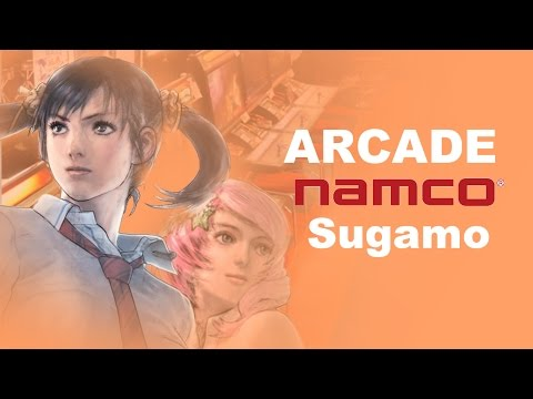 Arcade Namco - Sugamo, Tokyo