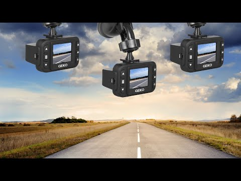 TOP 5 ✅ Best Dash Cam 2019-2020 Review. Day / Night Test Video