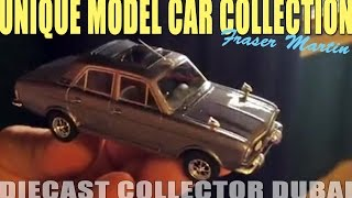 Incredible Diecast Model Car Collection in Dubai - 500 cars!