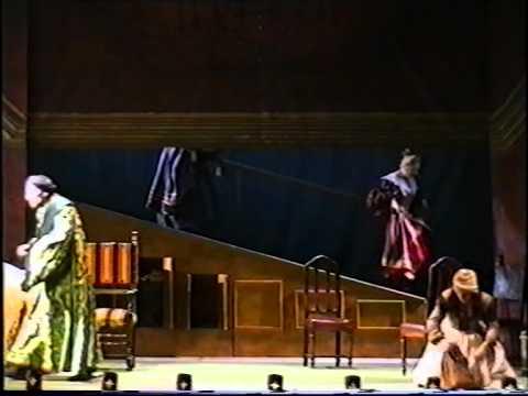 Le Intellettuali (Moliere) 1-Teatro della Cometa 1999