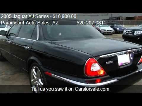 2005 Jaguar XJ Series Vanden Plas - for sale in Tucson, AZ ...