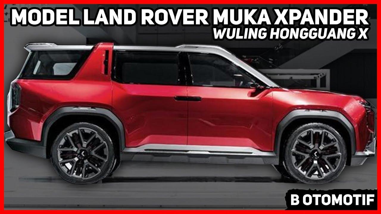 SUV Boxy Terbaru Wulling, Lebih Keren dari Almaz dan Fortuner !