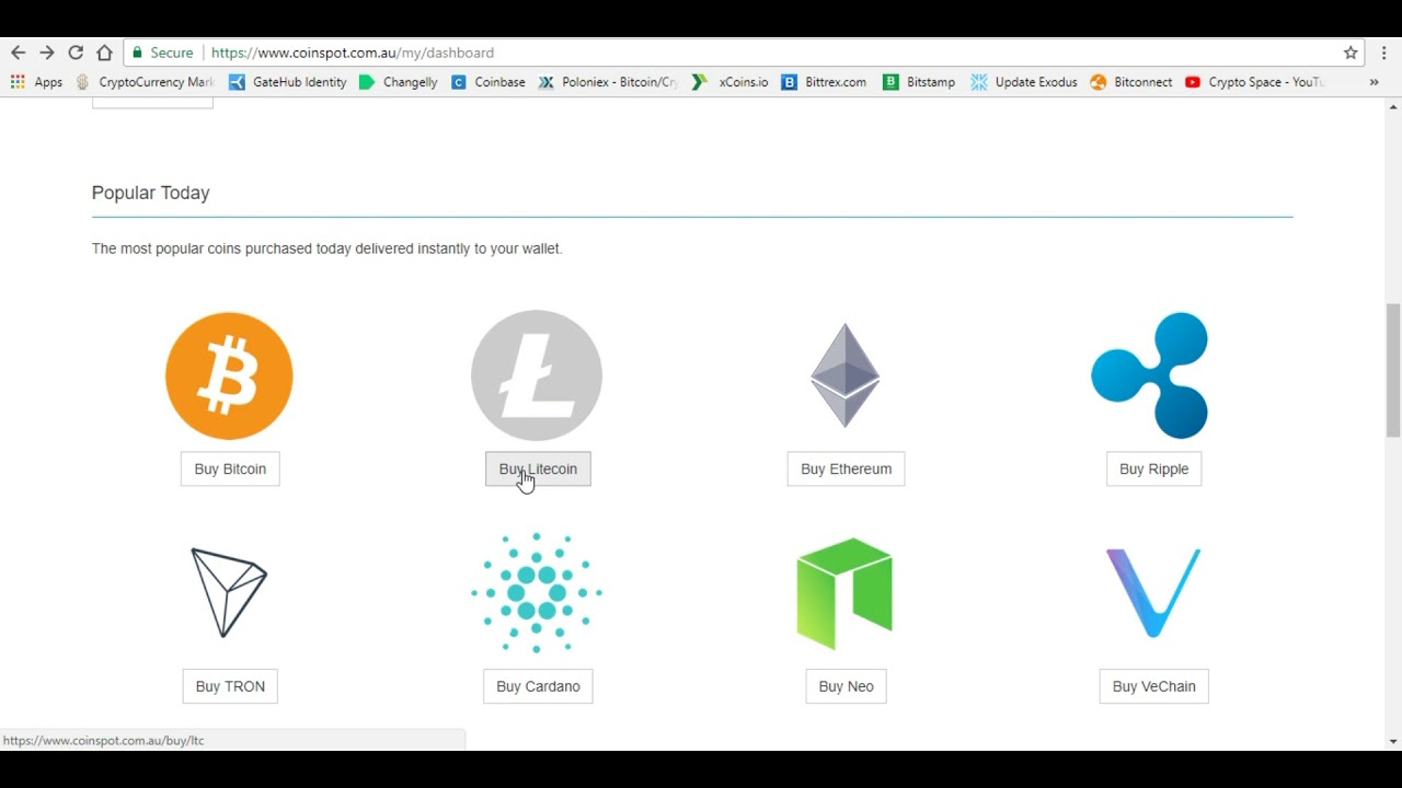 neo cryptocurrency australia