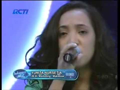 YUNITA (REMEMBER ME THIS WAY) - Indonesian Idol 2014 - Eliminasi 3