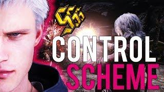 Devil May Cry 5 Tutorial - Control Scheme & Skill List
