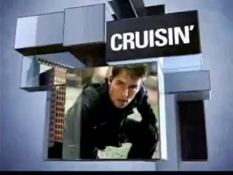Peachtree TV Movie House AD - Crusin