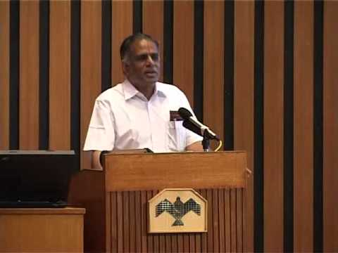 Future of Information technology by S. Sadagopan