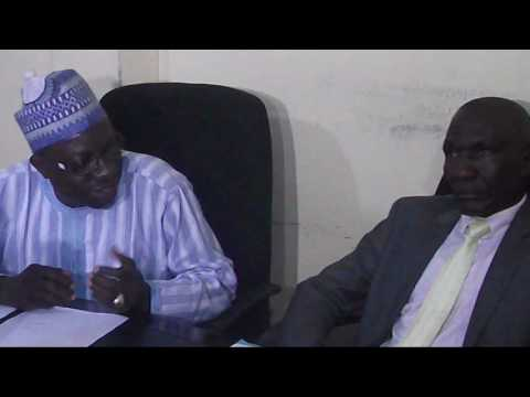 Press briefing by the Ministry of Finance, Jos, on second trancheof Paris London Club refund