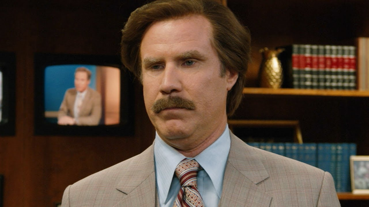 """Download Anchorman 2 """"We Dig"""" Official Clip"""