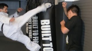 Why You Dont Mess With Taekwondo | LiveTheMachLife
