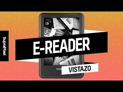 Este Es El Nuevo E-Reader De Noblex