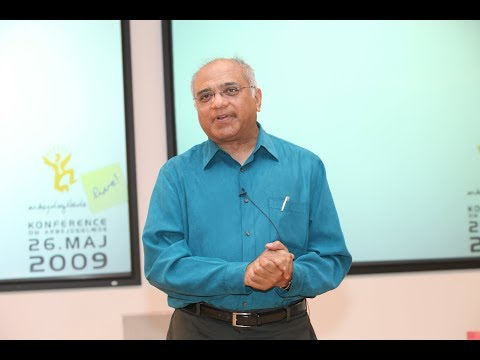 Srikumar Rao on happiness at work