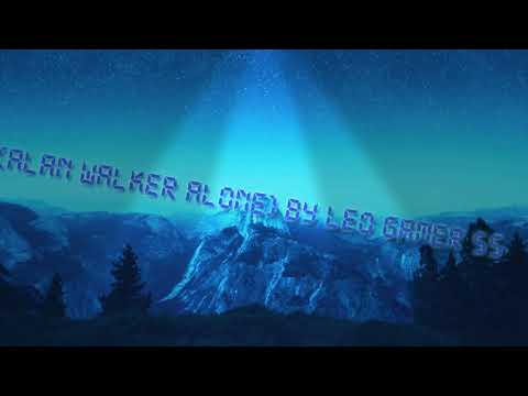 (Alan Walker Alone) By Leo Gamer 55 YT).