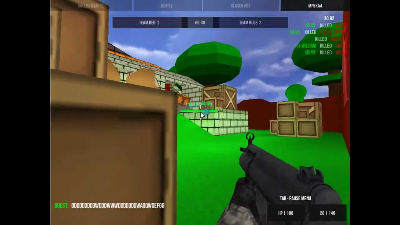 Play Free Game Combat 3 Online Games Youtube